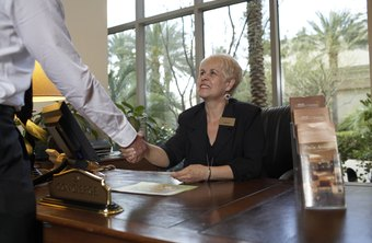 Senior citizens with problem-solving experience make great guest relations officers.