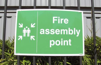 Fire safety directors are responsible for planning and conducting fire drills.