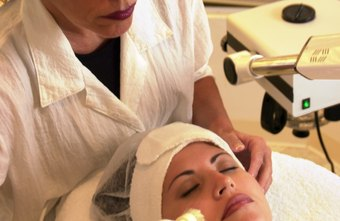 Dermatologist assistants provide skin treatments to patients.