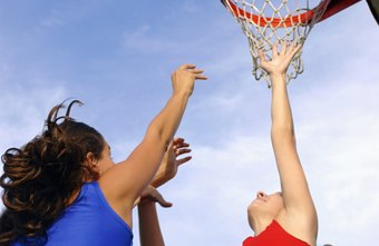 Successful basketball players stay in good playing condition by working out key muscle groups.
