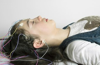 EEG techs use specialized instruments to record the electrical activity of the brain.