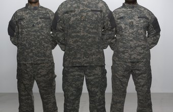 Army National Guard recruits must meet eligibilty requirements before enlisting.