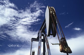 Drilling for oil is considered an upstream project.