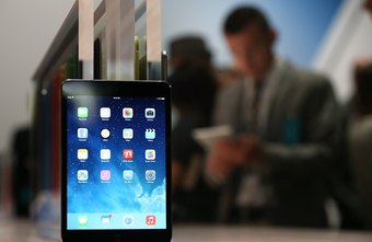 An iPad can save multiple Wi-Fi network profiles.