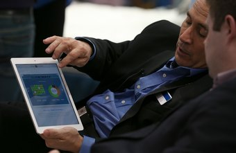 Your iPad can play your PowerPoint presentations.