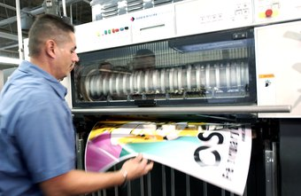 Printers come in many sizes, designed for large and small jobs.