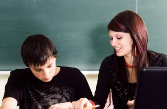 Educational assistants may work one-on-one with a pupil.