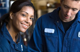 The U.S. Department of Labor reports that the number of female mechanics is growing.
