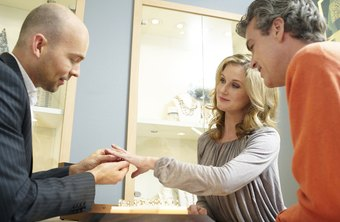 Jewelry stores can retain customers with personal and professional service.