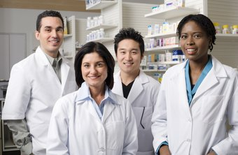 Pharmacy technicians perform their jobs under the supervision of pharmacists.