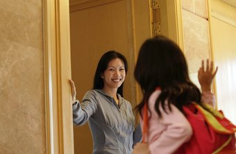 Greeters can help visitors feel welcome.