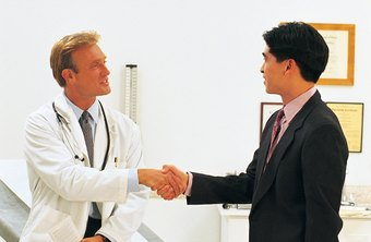 Biomedical sales representatives aim to build trusted relationships with healthcare professionals.