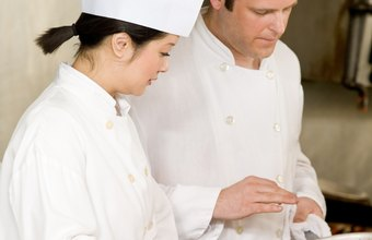 Demi chefs help executive chefs realize their creations.