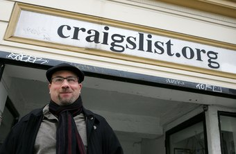 Craig Newmark founded Craigslist in 1995.