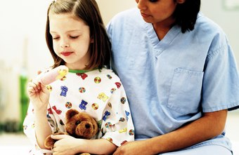 Pediatricians specialize in treating the illnesses and conditions of childhood.