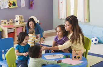 Buy age-appropriate toys and activities for your home daycare.