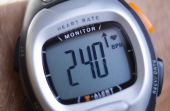 A higher heart rate means a higher calorie burn.