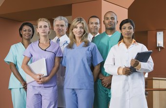 Shift work is common for medical professionals.