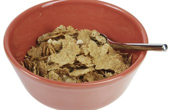 Wheat bran flakes are packed with essential nutrients.