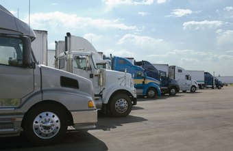 Companies with large fleets often lease their vehicles and other equipment.