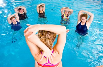 Aerobics instructors provide the tools for health.