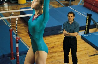 Good gymnastics coaches are highly knowledgeable mentors who know how to motivate each student.