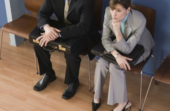 Interview nerves affect you physically, sometimes causing tension and headaches.