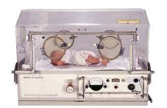 Premature infants often require a high level of care.