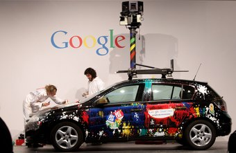Google began the Street View program in 2007.