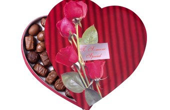 An imprintable box of chocolates makes a thoughtful gift.