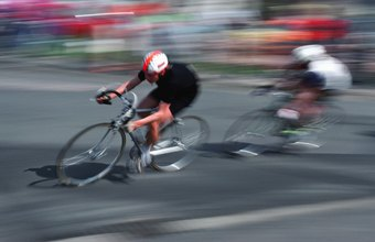 Ten-speed bicycles are significantly faster than 3-speed bicycles due to higher gear ratios.