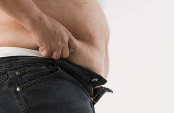 Lose the love handles with diet and exercise.