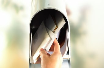 Direct mail letters are still a strong marketing strategy.