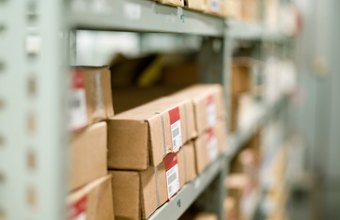 Computer tracking can help you efficiently manage inventory.