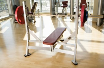 Olympic weight benches are sturdy and durable.