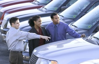 Car dealerships have an offering of not only vehicles, but also servicing those vehicles.