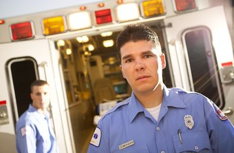 Paramedics are often the first to respond to medical emergencies and accidents.