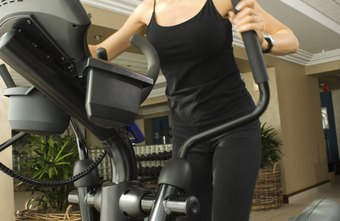Choose an elliptical with an upper-body component to burn more calories.