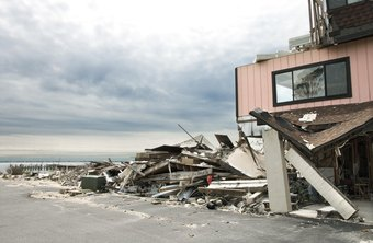 A property claims rep may be part of a catastrophic response team that assesses property damage from natural disasters.