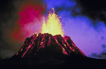 Scientists who study volcanoes are called volcanologists.