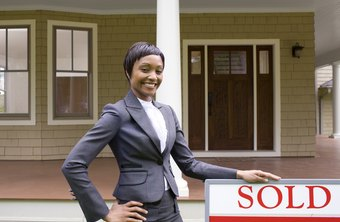 Success in the real estate business requires an outgoing attitude.