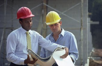 Geological and civil engineers often work together on civil construction projects.