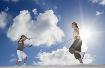 Jumping rope can play a major role in helping you achieve your fitness goals.