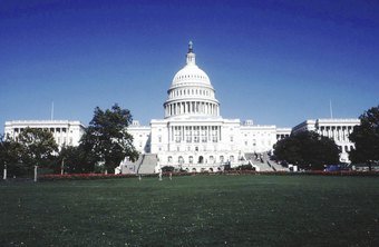 Lobbyists spend lots of time on Capitol Hill.
