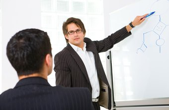 Business communication skills help you deliver an effective presentation.