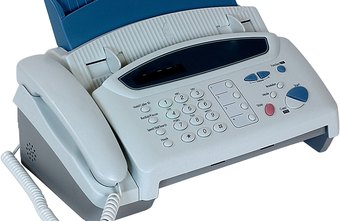 Your phone company can install a second line for your fax machine.