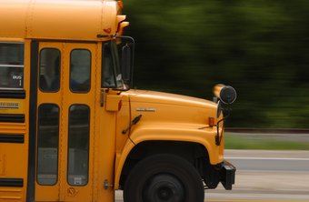 School bus drivers get students to school safely.