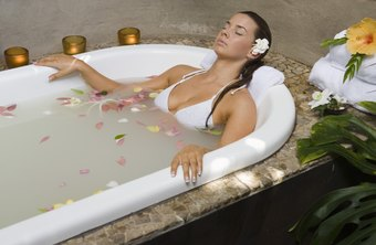 Spa treatments are one category of bath and body products.