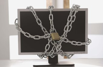 Certain software can help secure data on your PC.