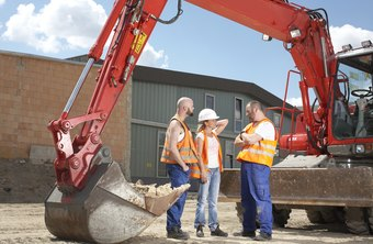 Apprentices learn under the guidance of professionals in their trade.